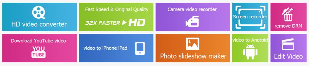 MacX Video Converter Pro 4.0 Features