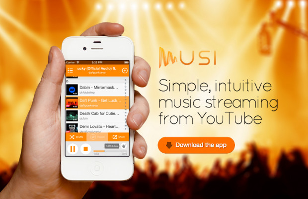 Musi: Spotify Alternative & Free Music Streaming App for iOS