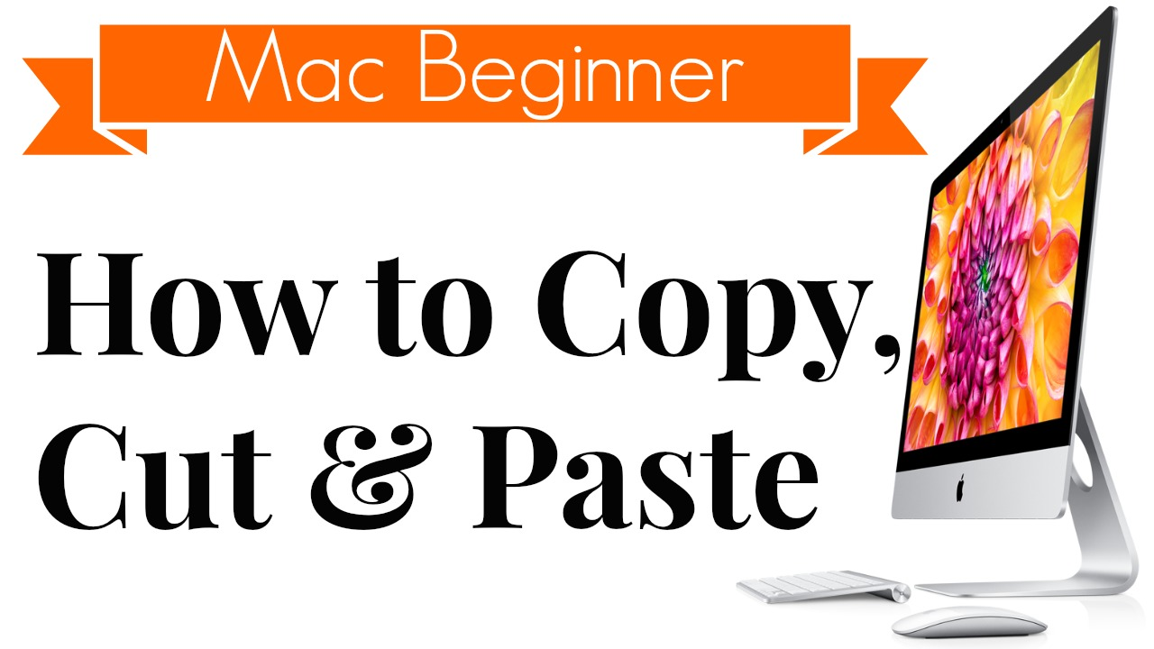 How to copy paste on mac os x beginner tips my tech for In this house copy and paste
