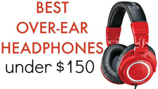 best-over-ear-headphones-audio-technica-ath-m50-review