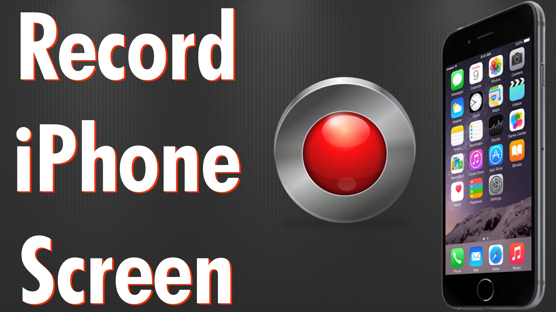how to record music on iphone how do i record on my iphone quickly record your iphone 18968