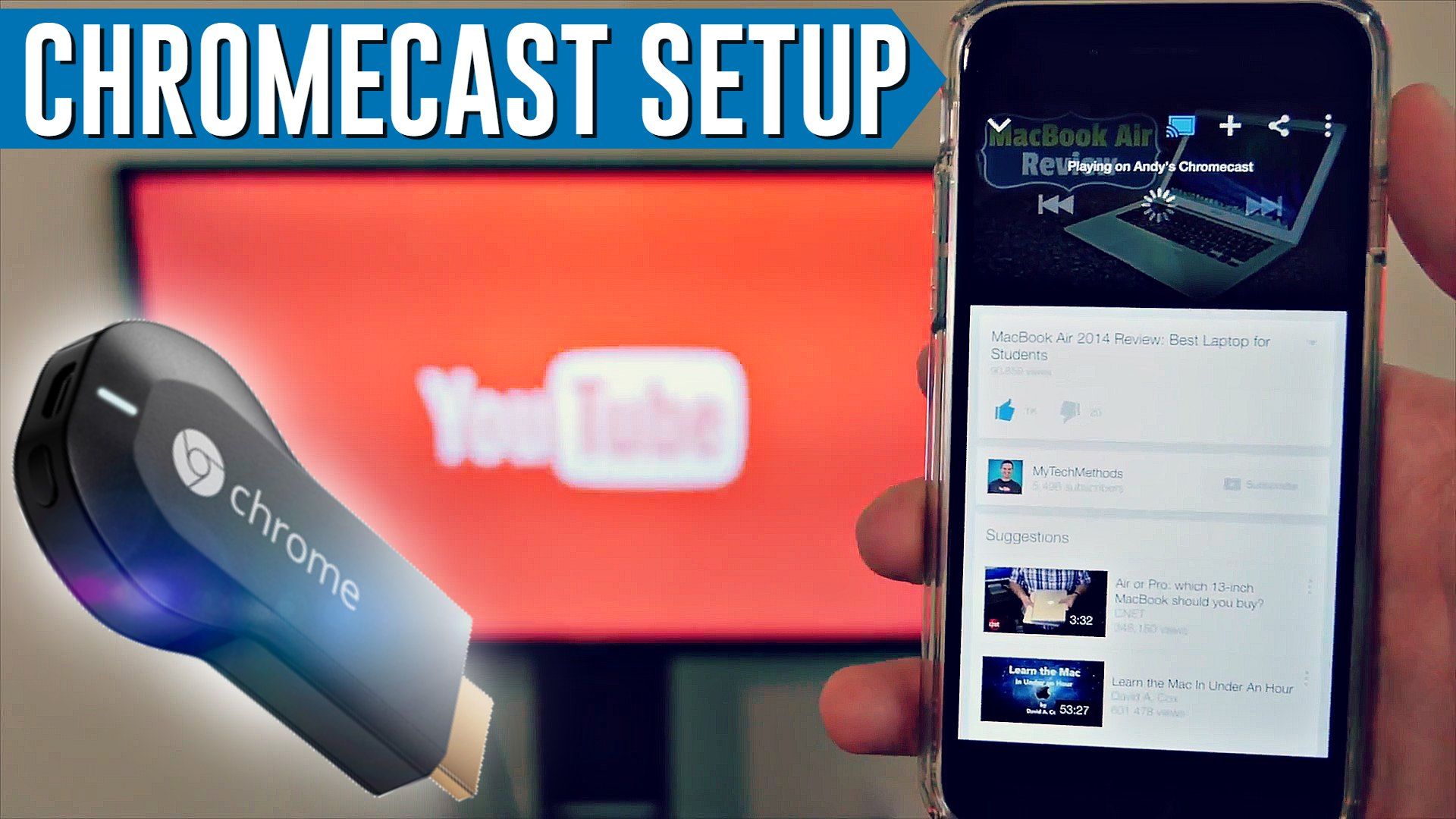 chromecast-setup-review
