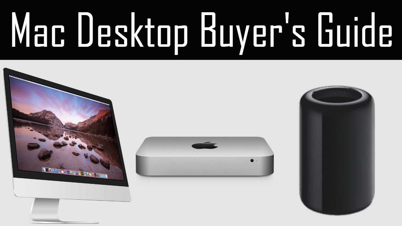mac desktop buyers guide 2015