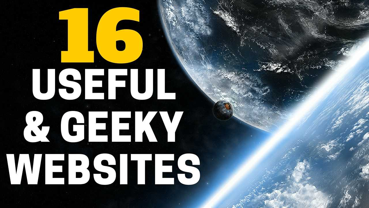 16 interesting websites you should know about my tech methods