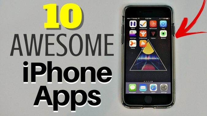 10 best iPhone Apps