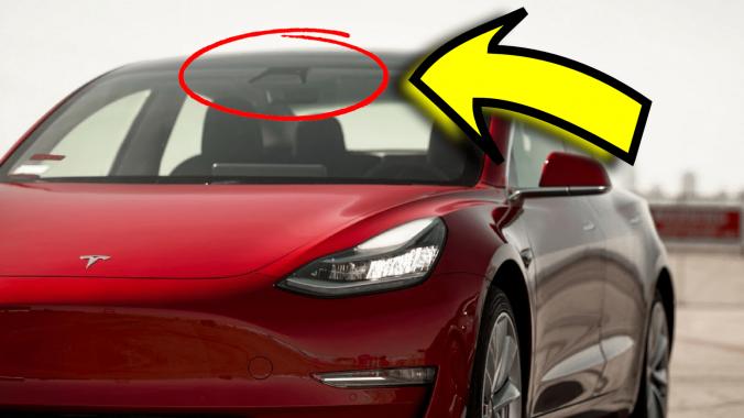 Tesla-Model-3-secret