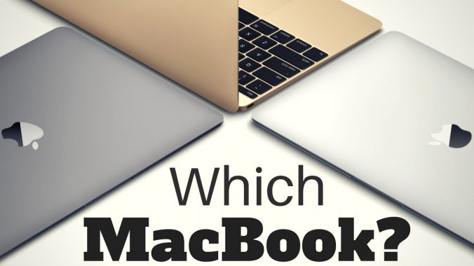 2018 MacBook Buyers Guide