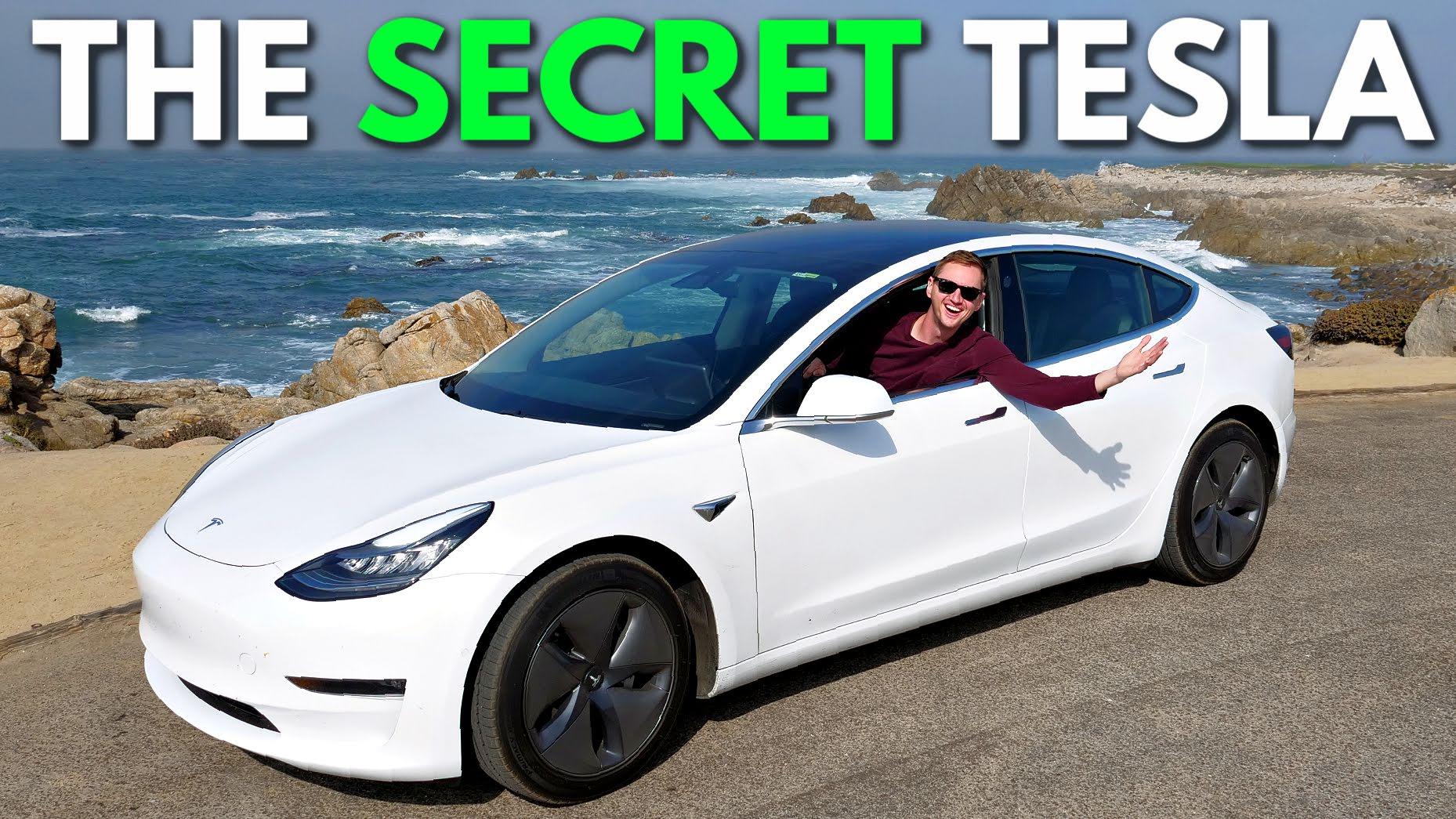 The Secret Model 3 Tesla Doesn't Want You to Buy - My Tech ...